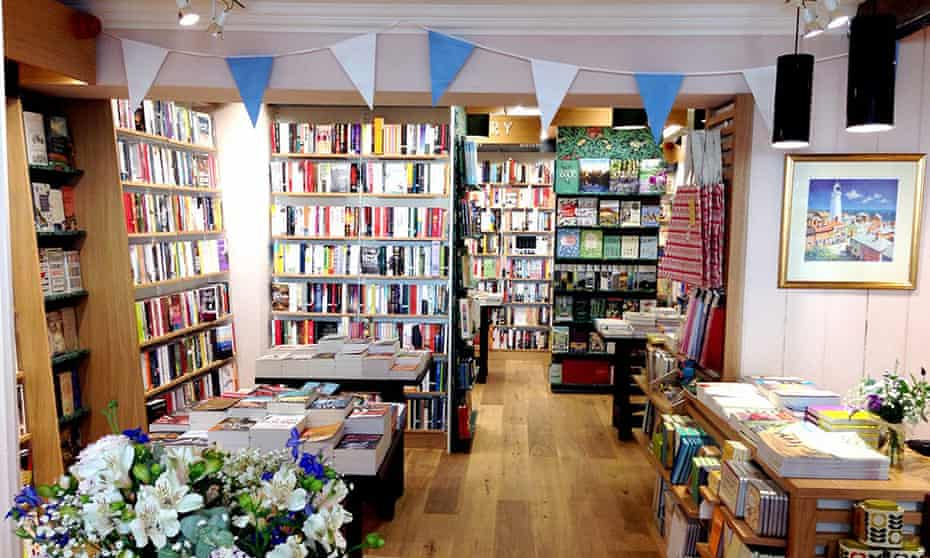 Waterstone's Suffolk branch is called Southwold Books.
