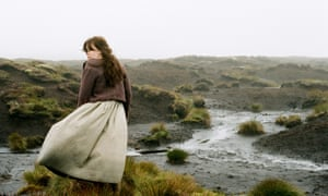 Heroine chic … Shannon Beer as Catherine Earnshaw in the 2011 TV adaptation of Wuthering Heights.