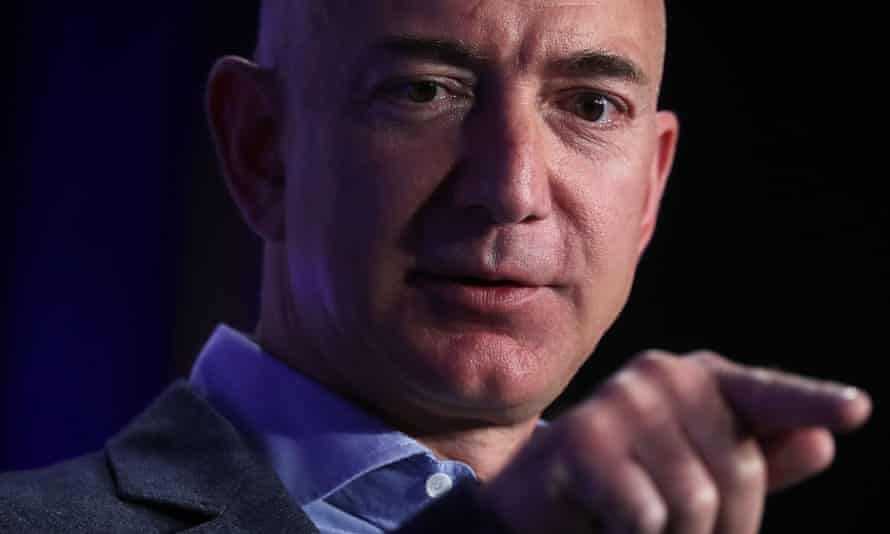 Jeff Bezos: 'Trust me – this is the best planet.'