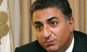 Reza Pahlavi in 2002