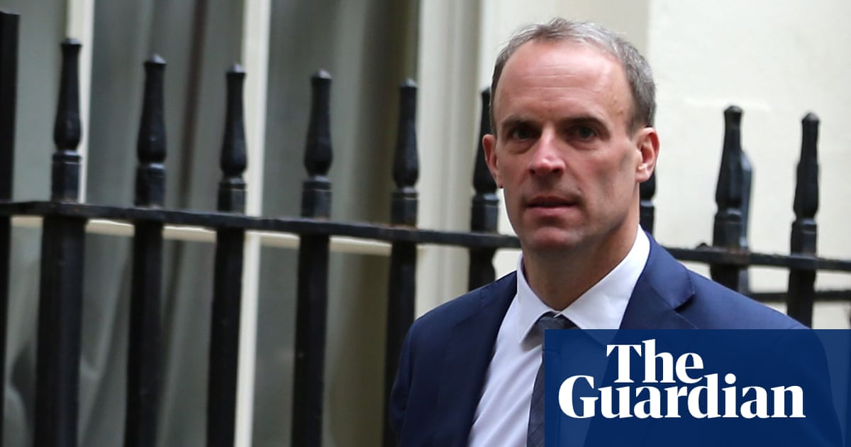 Dominic Raab accuses EU leaders of 'offensive' attitude to Northern Ireland