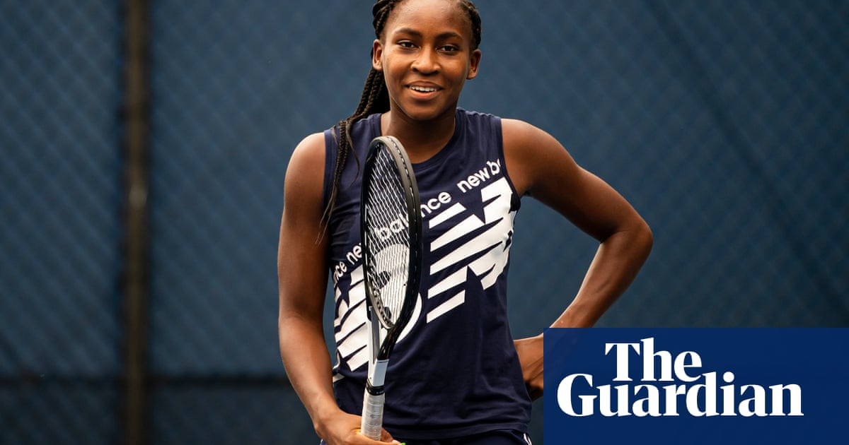 Coco Gauff: 'My generation has just decided it is time to speak up'