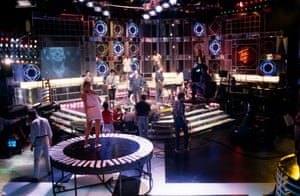 Tears For Fears perform on Top Of The Pops in 1984