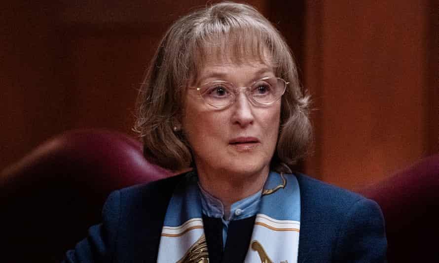 Meryl Streep as Mary Louise in Big Little Lies.
