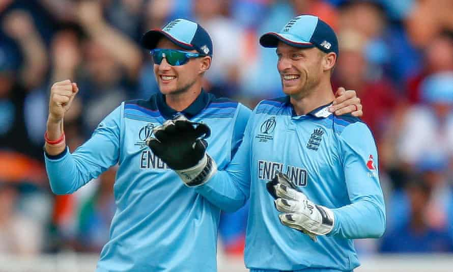 Joe Root and Jos Buttler