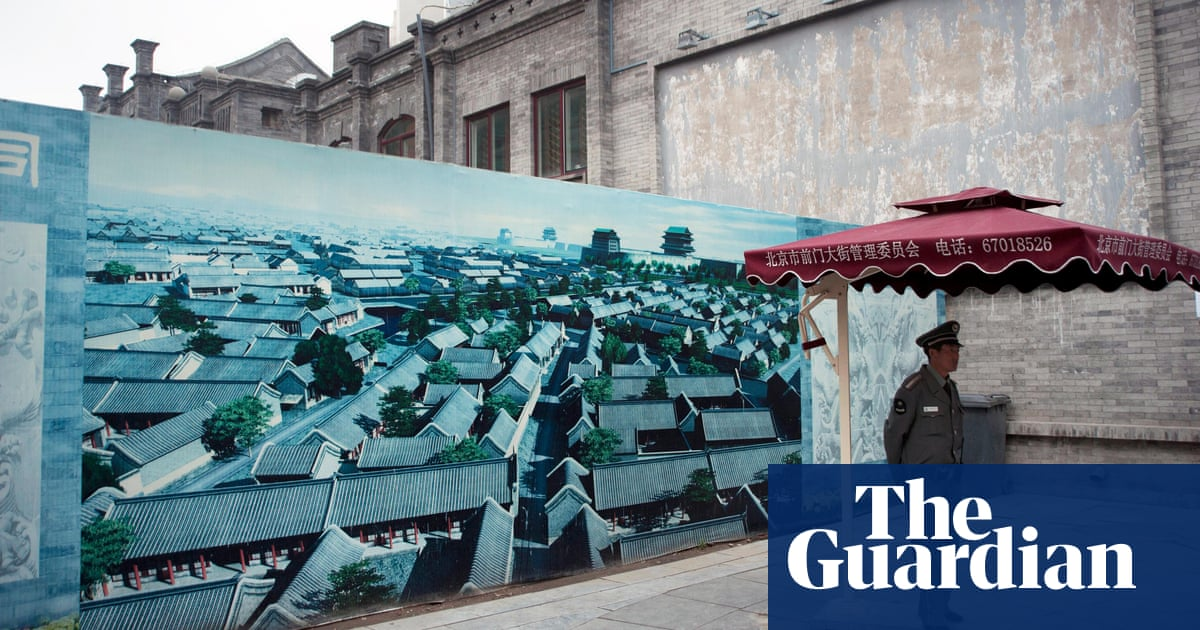 China's memory manipulators | Ian Johnson | World news | The Guardian