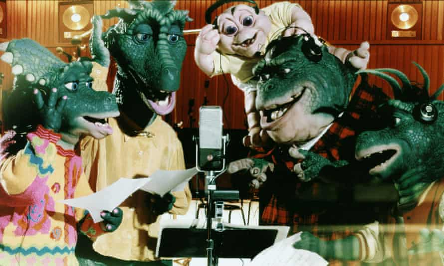 Jurassic five ... Dinosaurs.