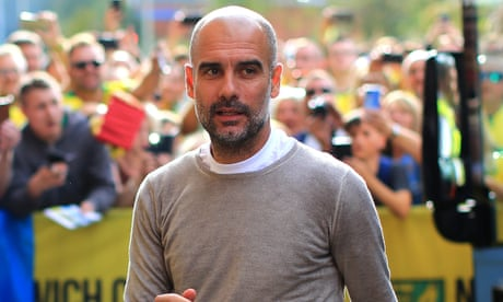 Pep Guardiola believes Manchester City can learn and refocus after humbling