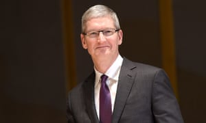 Tim Cook has regularly criticised calls to weaken the encryption systems used by his and other tech firms.