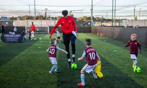 Tyrone Mings: 'My best development came from enjoying my football'