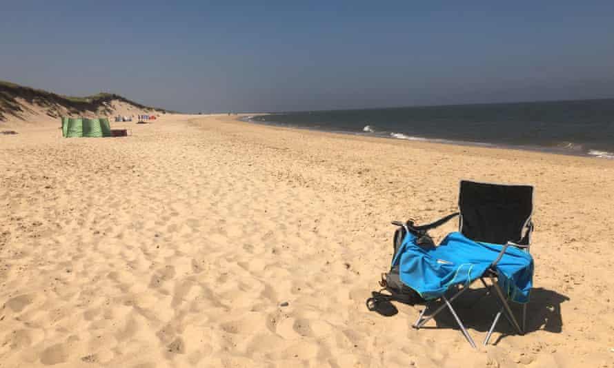 Winterton beach, Norfolk.