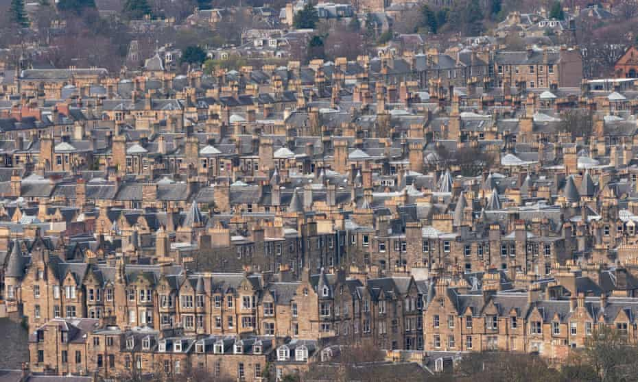 Older tenement buildings in Scotland may have their address registered in a different way to Royal Mail.