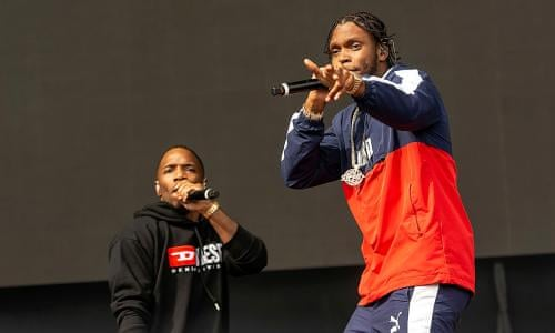 New stop and search': rappers condemn police over drill bans