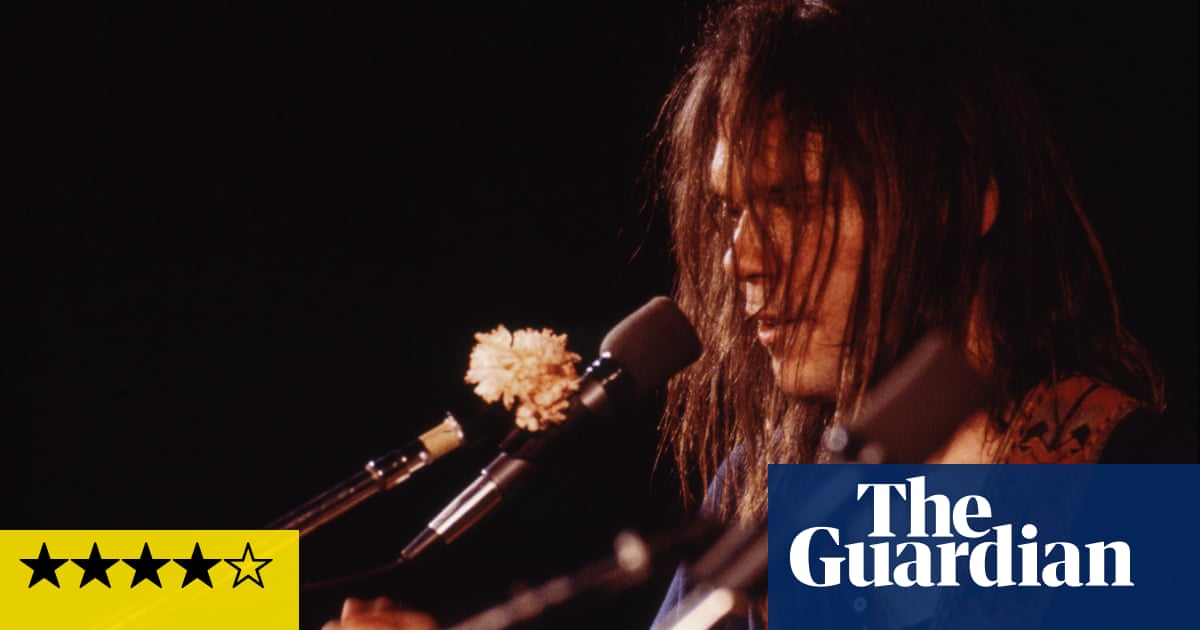 Neil Young: Archives Vol II: 1972-1976 review – guitar duels, live jams and onstage banter