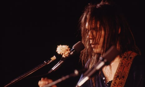 'Autobiography is highest in the mix': Neil Young on the Time Fades Away tour, March 1973