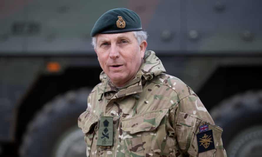 Gen Sir Nick Carter