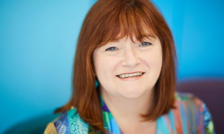Bev Humphrey, outgoing chief executive of Greater Manchester mental health NHS foundation trust