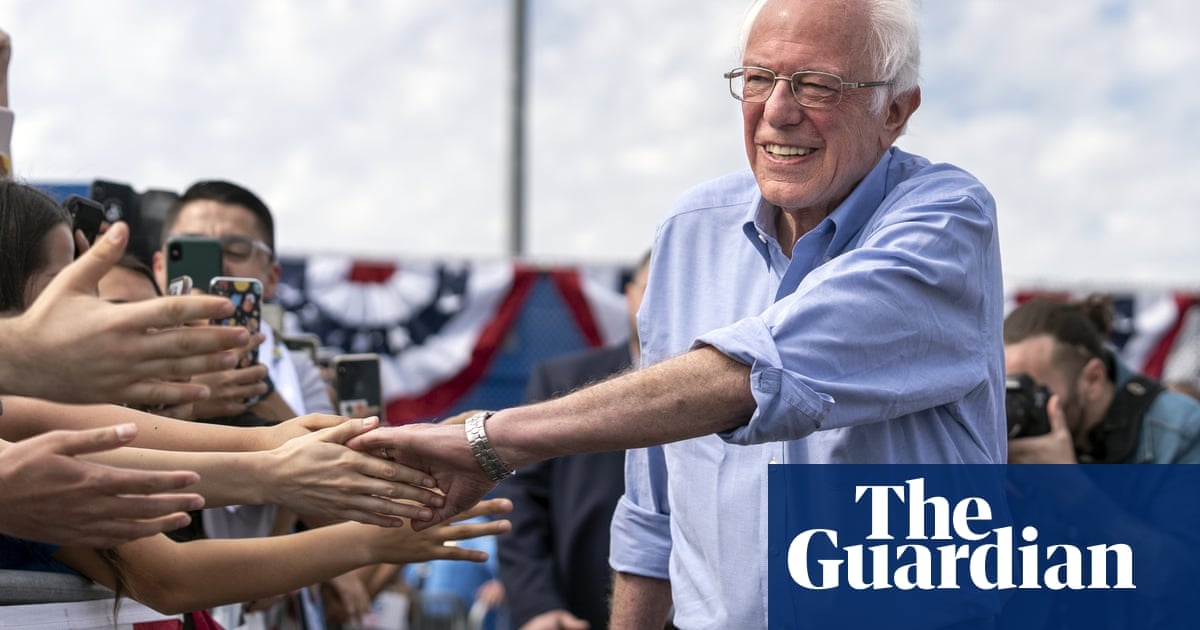 Democratic party grapples with rising likelihood of Sanders as the nominee