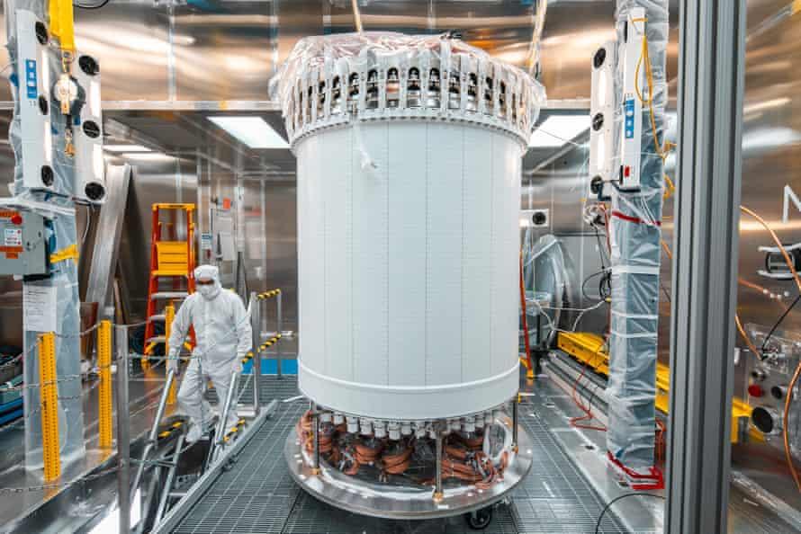 The Lux-Zeplin detector