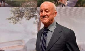 British architect Lord Norman Foster