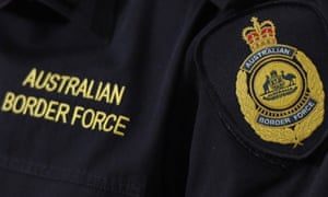 Australian Border Force logo