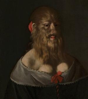 Barbara van Beck portrait