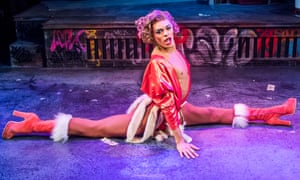 Layton Williams in Rent in 2016.