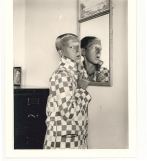 Gender games … Claude Cahun, Self-portrait, 1928.