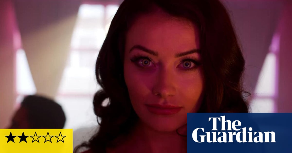 Override review – TV robot goes rogue in Stepford Wives meets Truman Show sci-fi