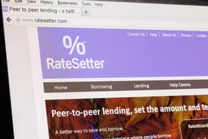 Unlike some P2P operators, RateSetter has a so-called provision fund to cover losses.