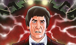 Fills a huge gap ... the reimagined Doctor Who story The Macra Terror.