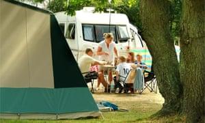 Shamba Holidays Park, Dorset
