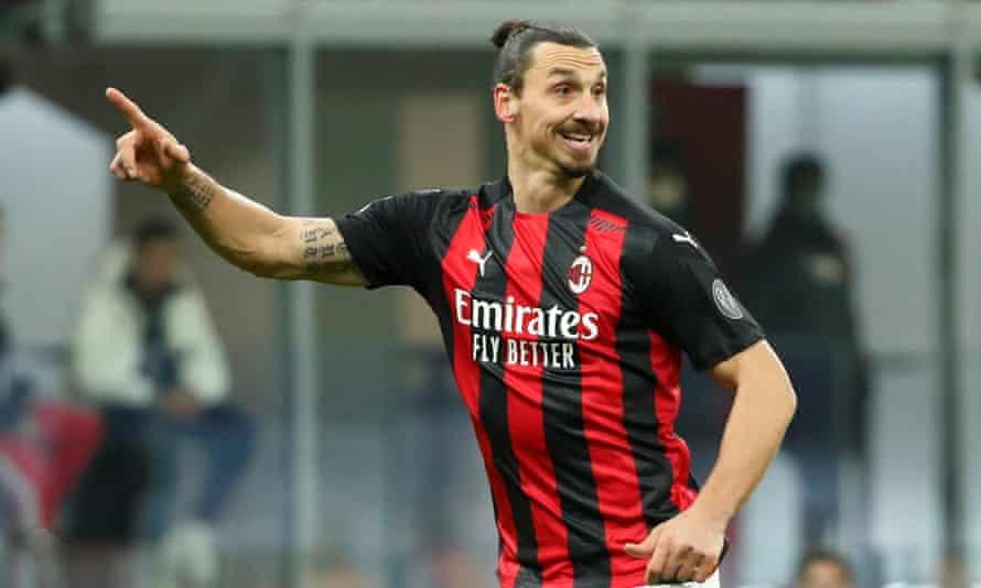 Zlatan Ibrahimovic has impressed for Milan this season having returned to the Italian club in December 2019