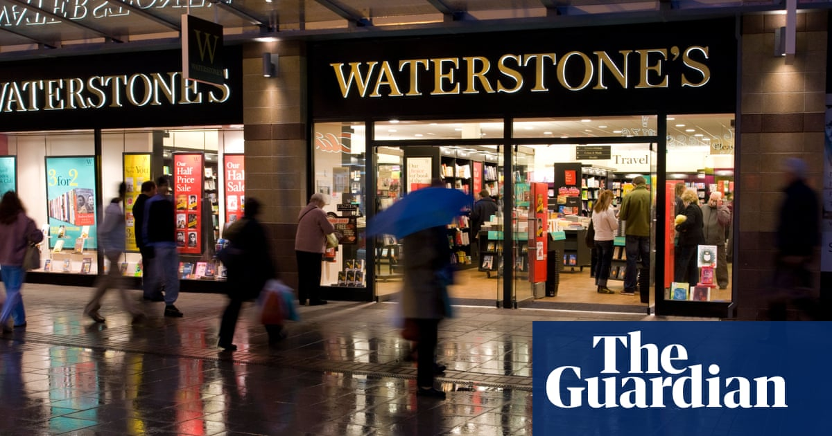 Balancing the books how waterstones came back from the dead books balancing the books how waterstones came back from the dead books the guardian fandeluxe Image collections