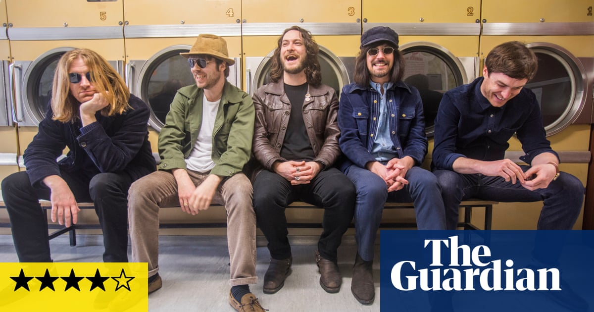 The Coral: Coral Island review – glorious psychedelia for sunny days