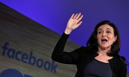 OSF wrote to Sheryl Sandberg, Facebook's chief operating officer and the executive responsible for the company's political operations over last few year.