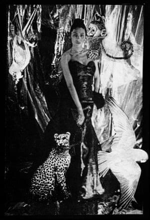 Self Portrait as Josephine 1986