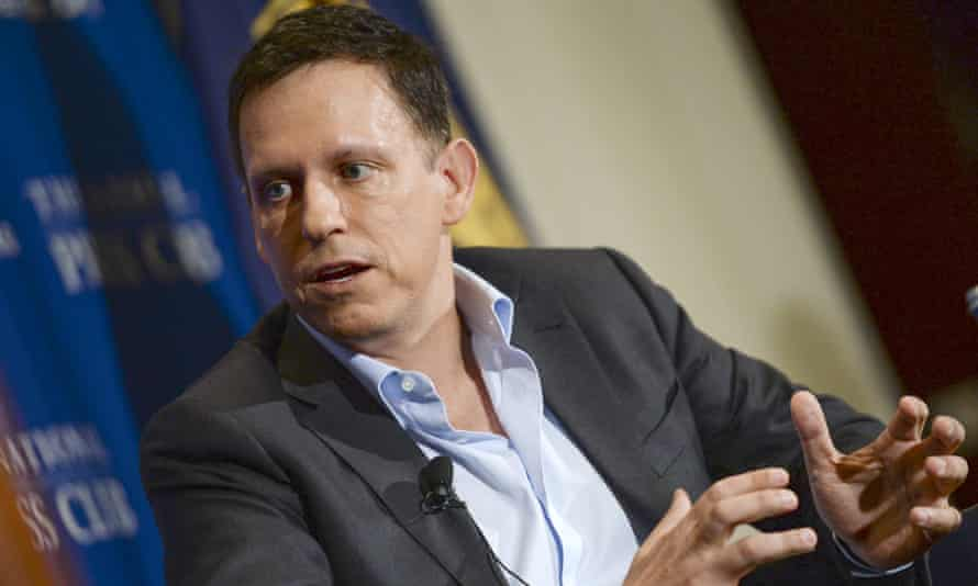 Peter Thiel helped launch the Seasteading Institute, which has announced a deal with the French Polynesian government in its quest to build a floating city.