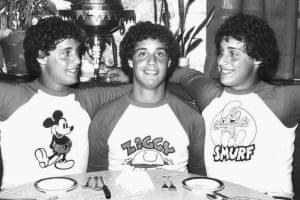 Three Identical Strangers.