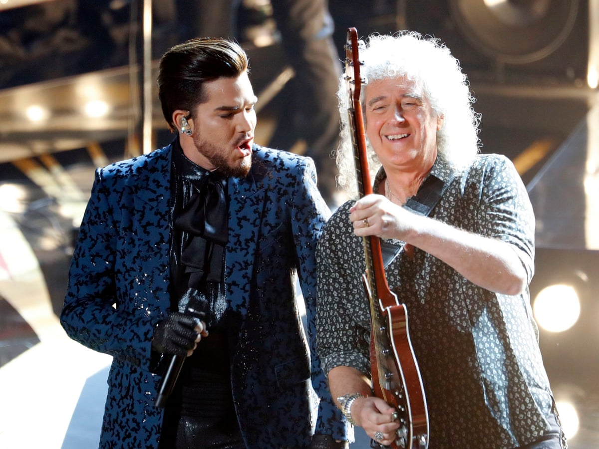 Queen Divide Audience At Oscars Ceremony Oscars 2019 The Guardian