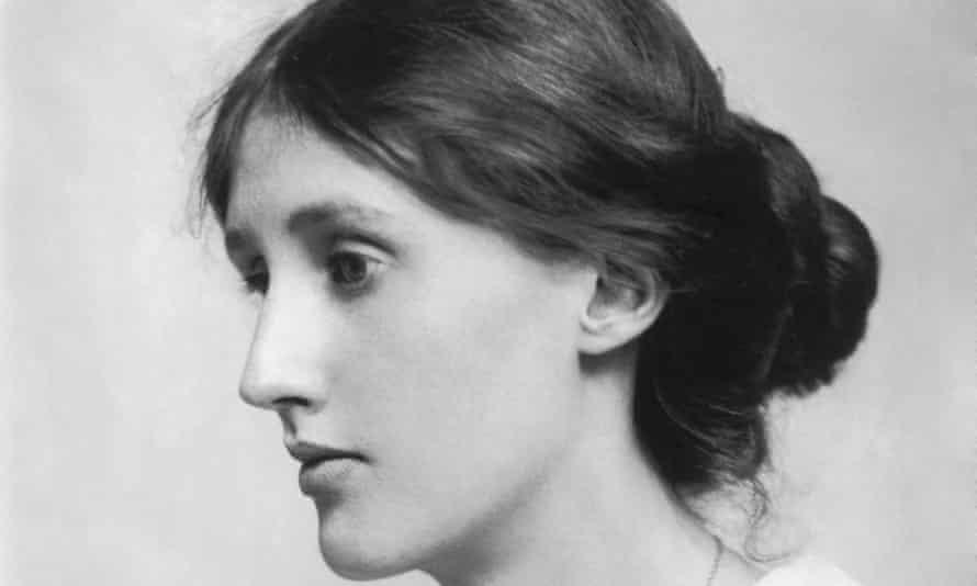 Rewriting history … Virginia Woolf.