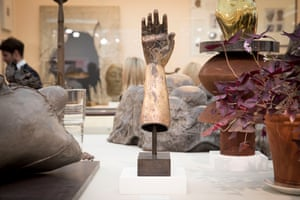 Curated by Mary Beard … Hauser & Wirth's fake museum stocked with artefacts bought on eBay.