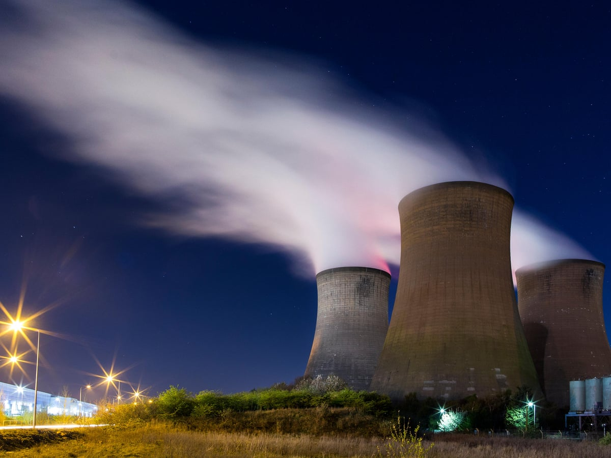 Britain passes one week without coal power for first time since ...