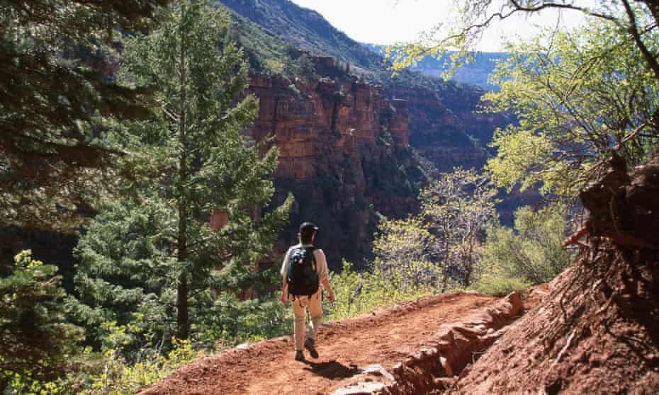 Grand Canyon banned the sale of plastic water bottles in its gift shops.