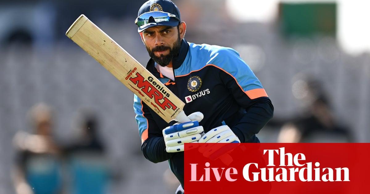India v New Zealand: World Test Championship final, day six – live!