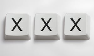 three xs resembling keyboard keys