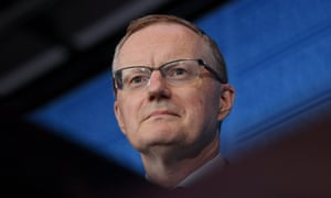 The Reserve Bank governor, Philip Lowe, tells the National Press Club in Sydney on Wednesday that rates could go up or down depending on spending and jobs.