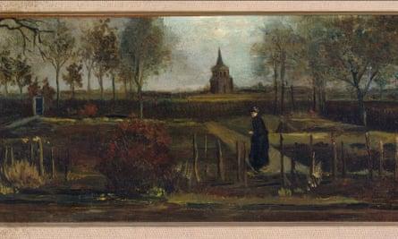 Van Gogh painting stolen from Dutch museum | Van Gogh | The Guardian