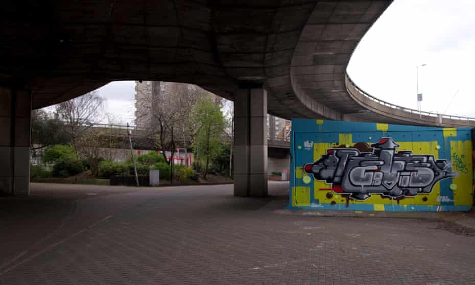 The Westway Trust was created 50 years ago to compensate families affected by the building of the A40 flyover in London.