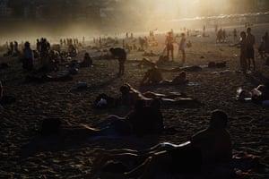 Heat Wave, Bondi, 2018